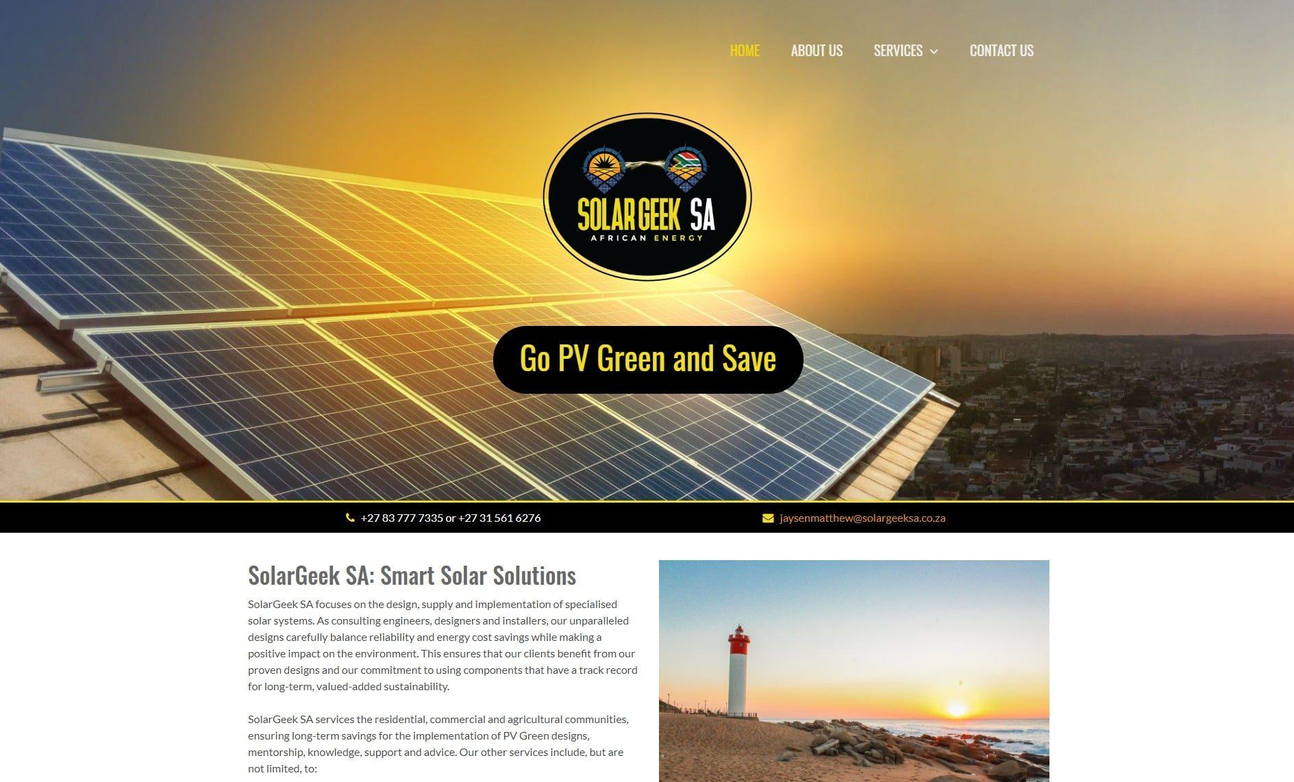 SolarGeek SA