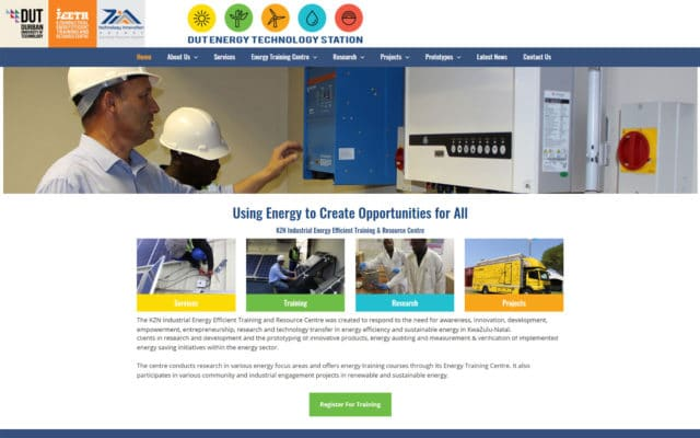 KZN Industrial Energy Efficient Training & Resource Centre