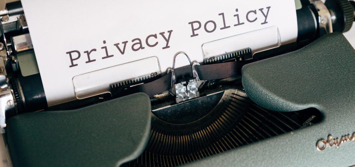 POPI Act website privacy policy